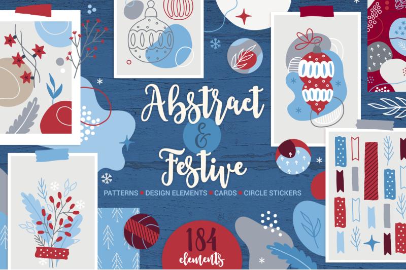 abstract-amp-festive-kit