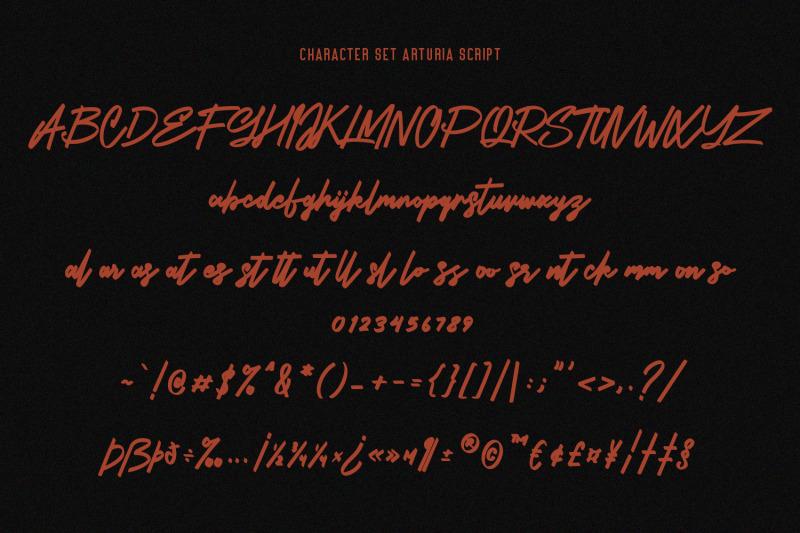 arturia-script-sans-font-duo