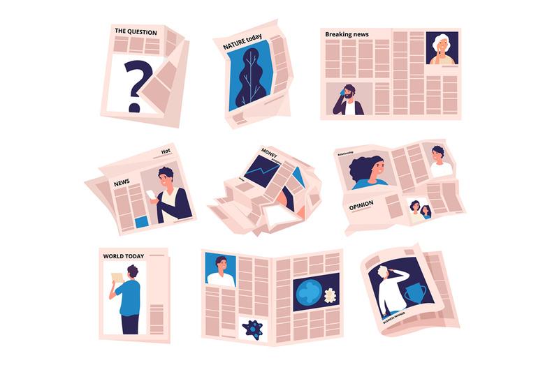 periods-newspapers-modern-tabloid-news-publication-newspaper-bundle