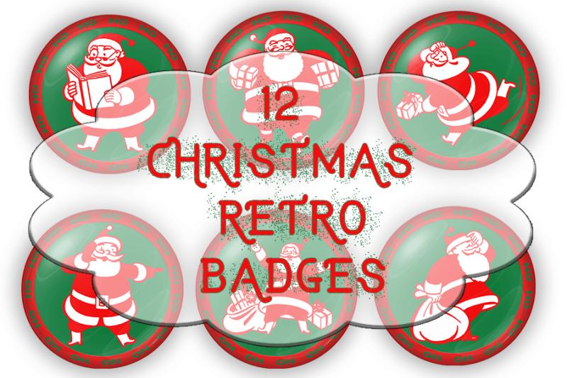 santa-claus-badges