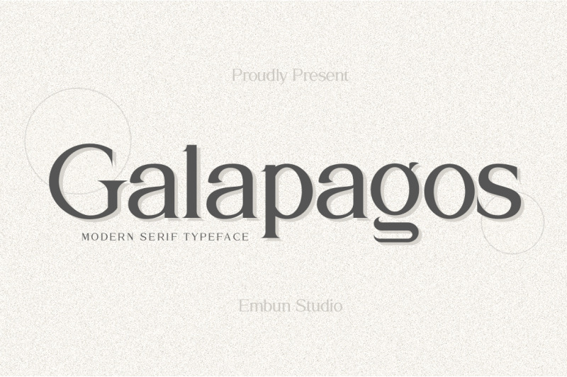 galapagos-serif