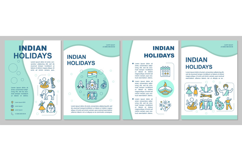 holidays-of-india-brochure-template