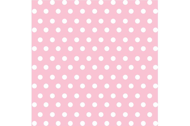 polka-dot-papers-printable