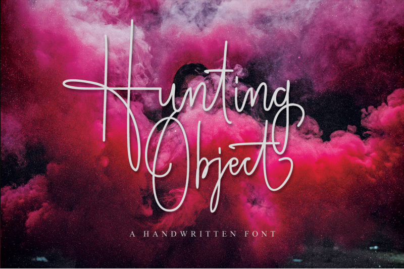 hunting-object