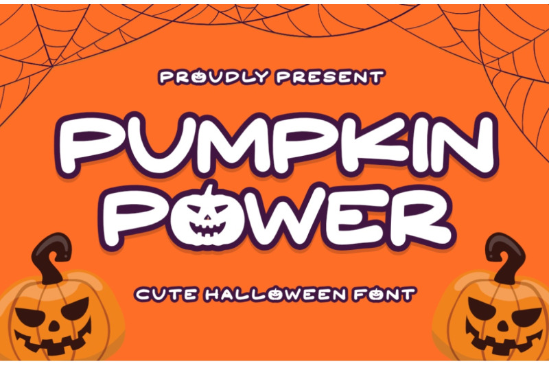 pumpkin-power-font