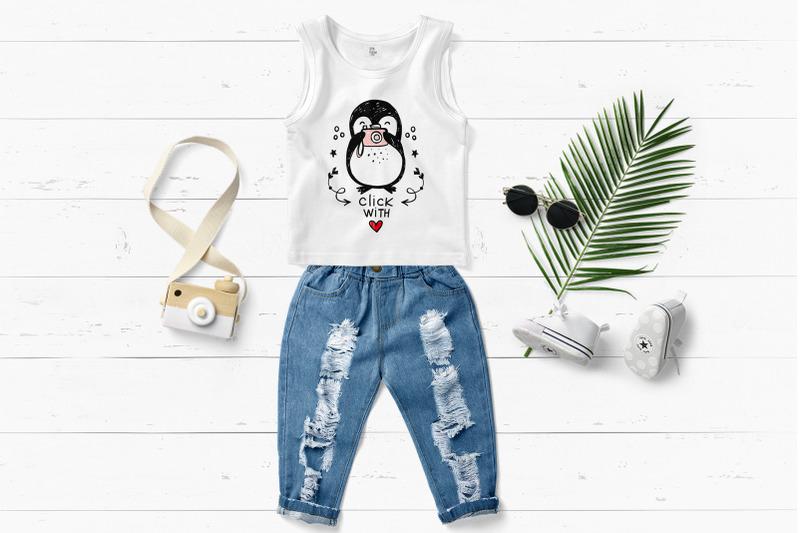 cute-penguins-collection