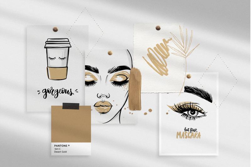 fashion-makeup-lashes-girls