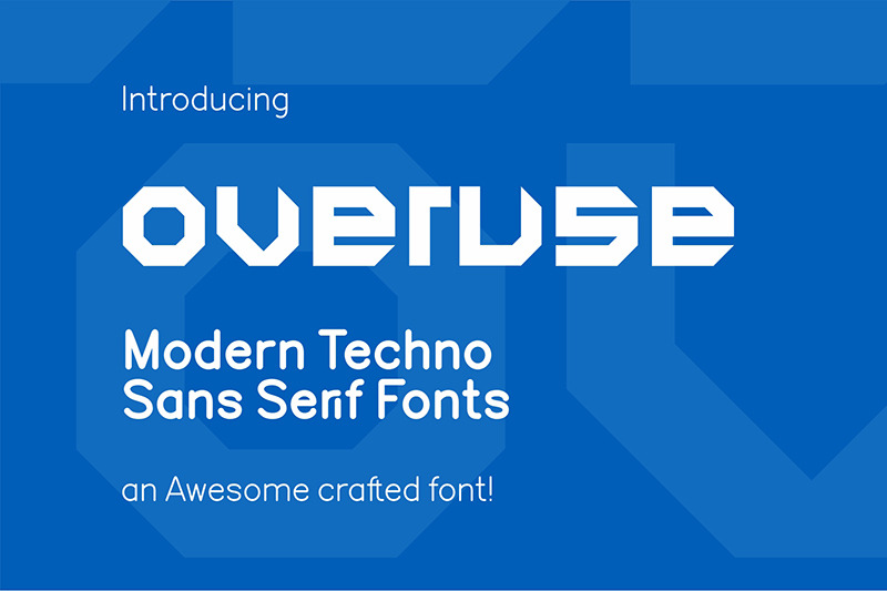 overuse-font