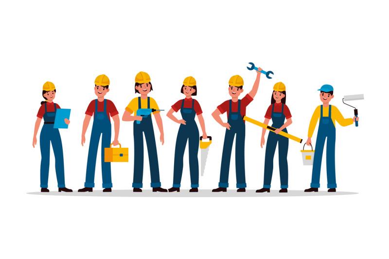 builders-group-construction-industry-people-team-in-helmet-contracto