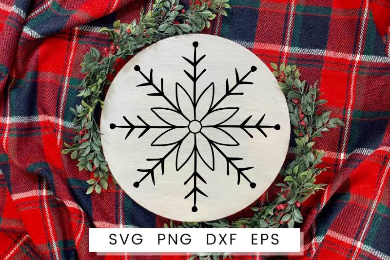 christmas-snowflakes-svg-set