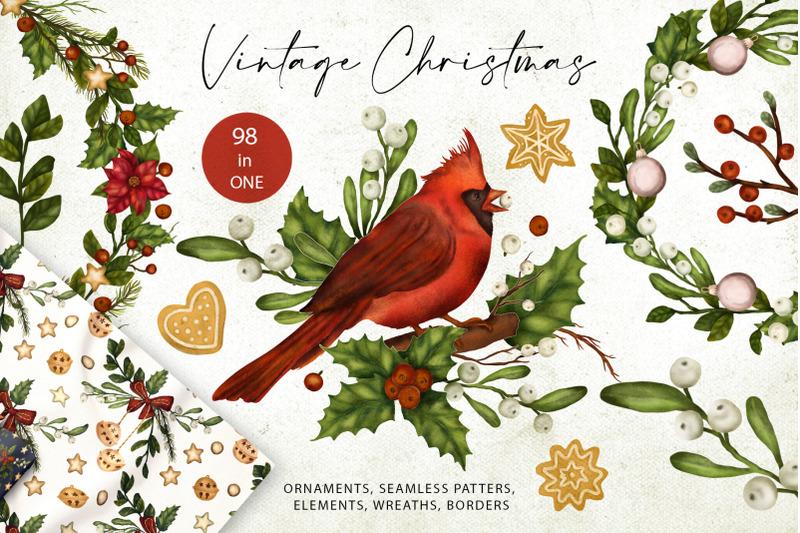 vintage-christmas-big-graphic-kit