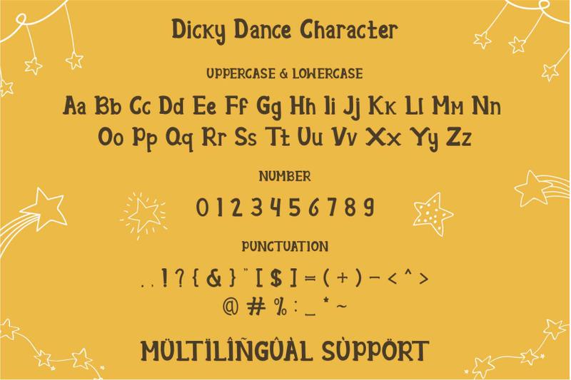 dicky-dance