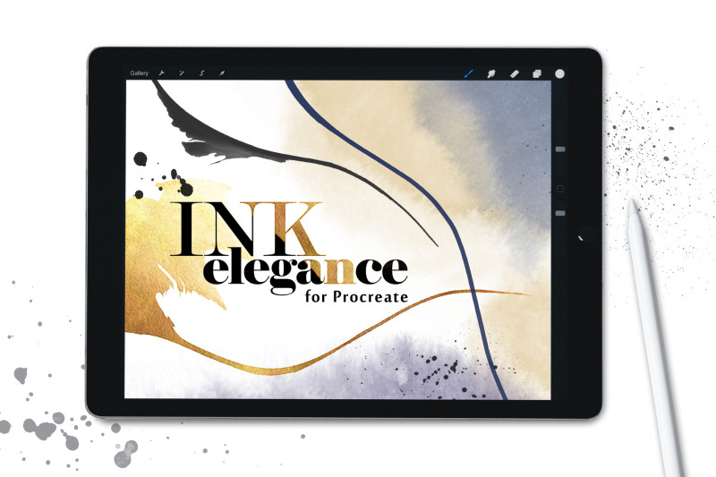 ink-elegance-photoshop-and-procreate-stamps