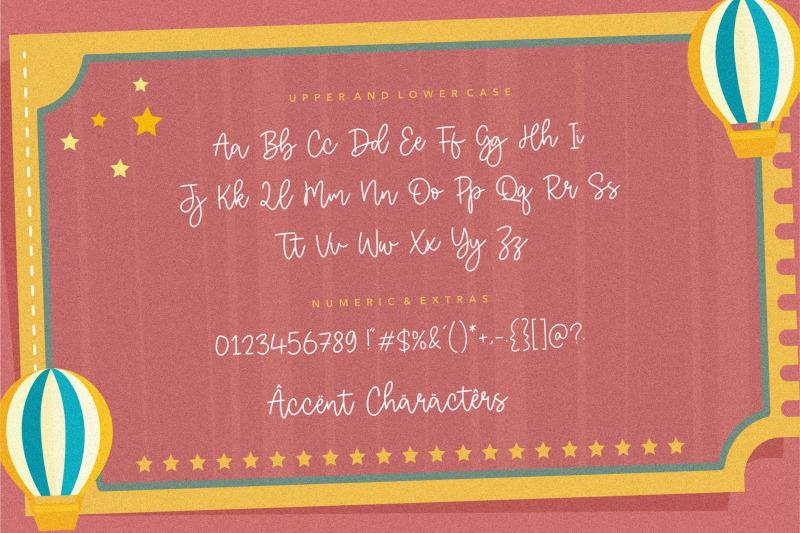 guardian-circus-monoline-handwritten-font