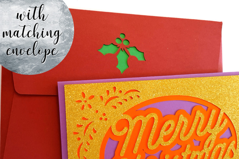christmas-card-design-with-envelope-svg-cut-files-for-cricut-and-sil