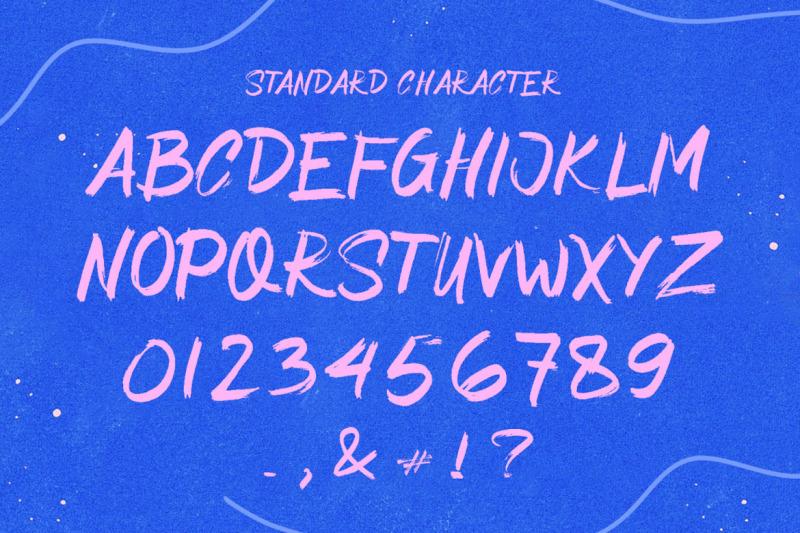 amor-delova-brush-font