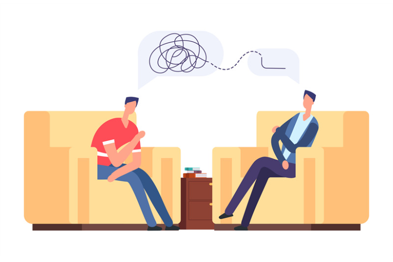 psychotherapy-session-vector-illustration-frustrated-man-at-psycholog