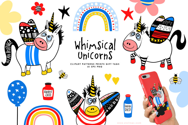 whimsical-winged-unicorns-amp-rainbows-ai-eps-png