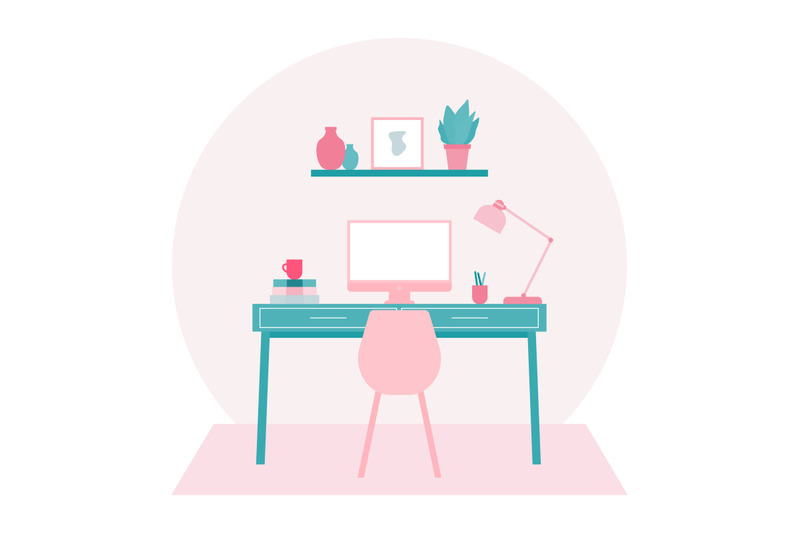 home-office-interior-design-illustration