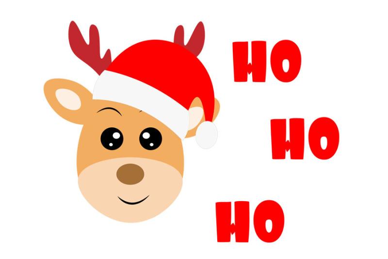 reindeer-santa-claus-baby-shirt-cut-file-reindeer-svg-christmas-sv