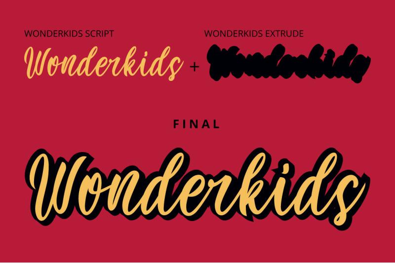 wonderkids-script
