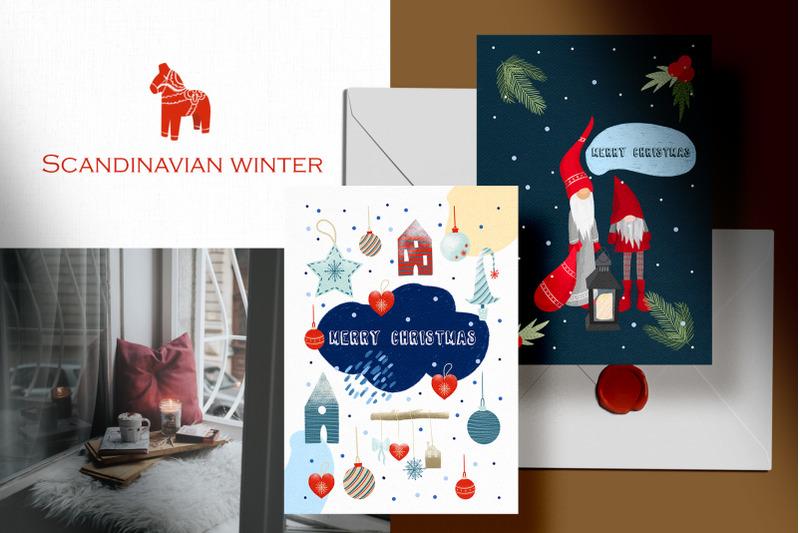 scandinavian-christmas-cards