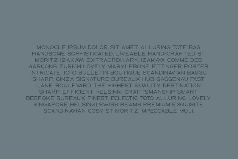 ablation-sans-serif-typeface