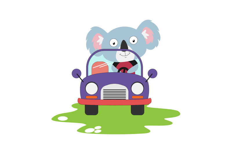 koala-ride-a-car