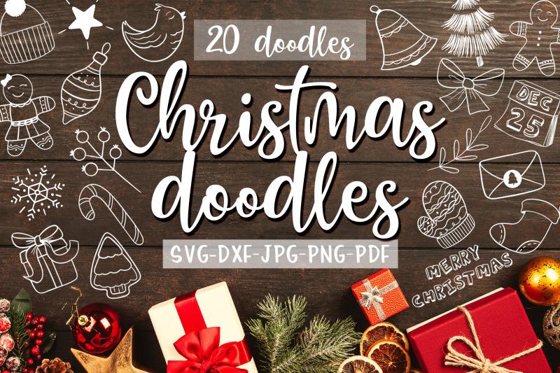 christmas-doodles-cut-files-svg-png-jpg-pdf-dxf