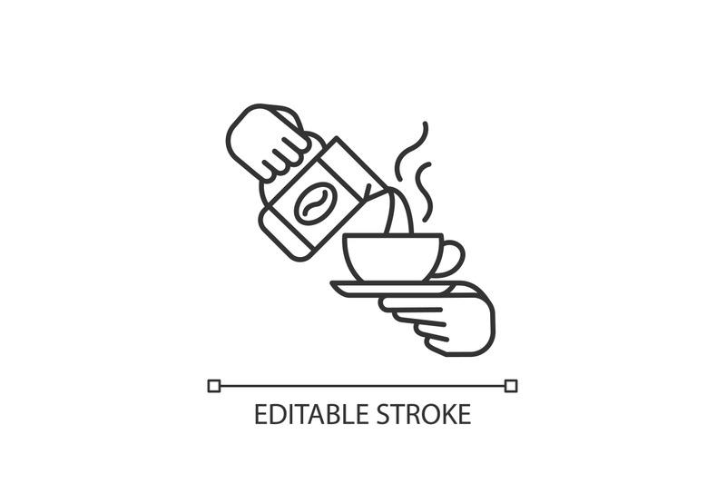 barista-linear-icon
