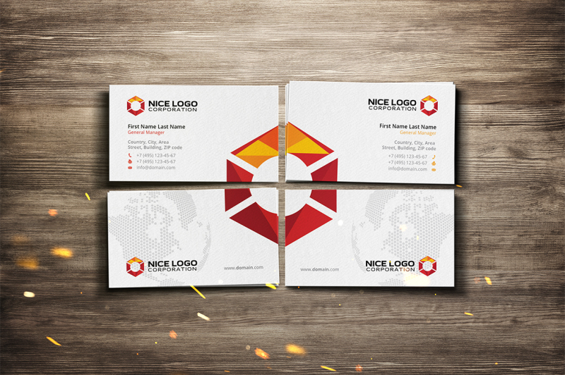 prism-business-card