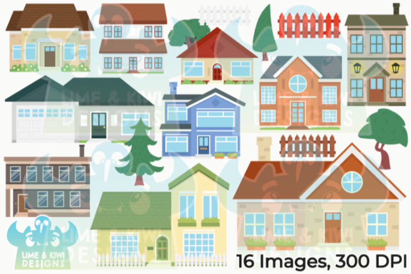 house-exteriors-1-clipart-lime-and-kiwi-designs