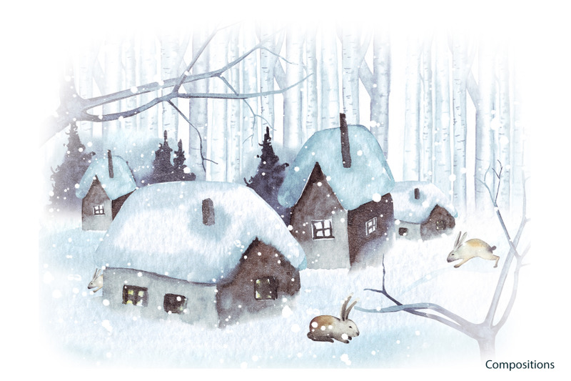 watercolor-winter-story