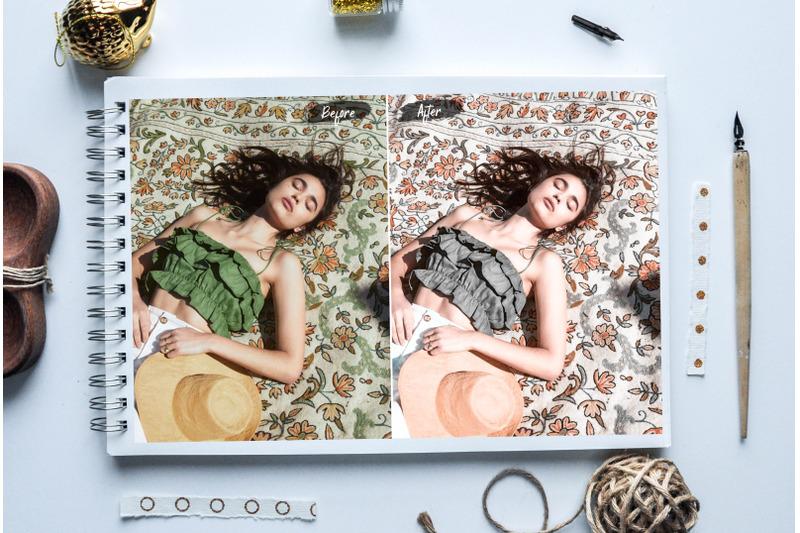 mint-lightroom-presets