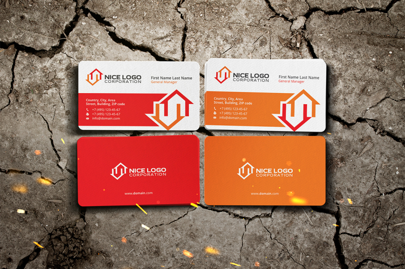 two-houses-business-card