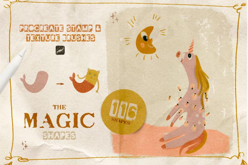 procreate-magic-shapes-amp-brushes