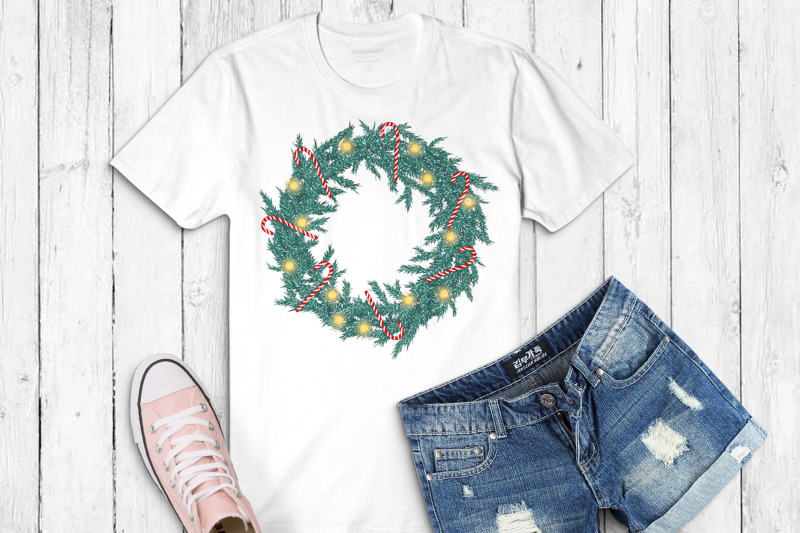 christmas-wreath-with-lights