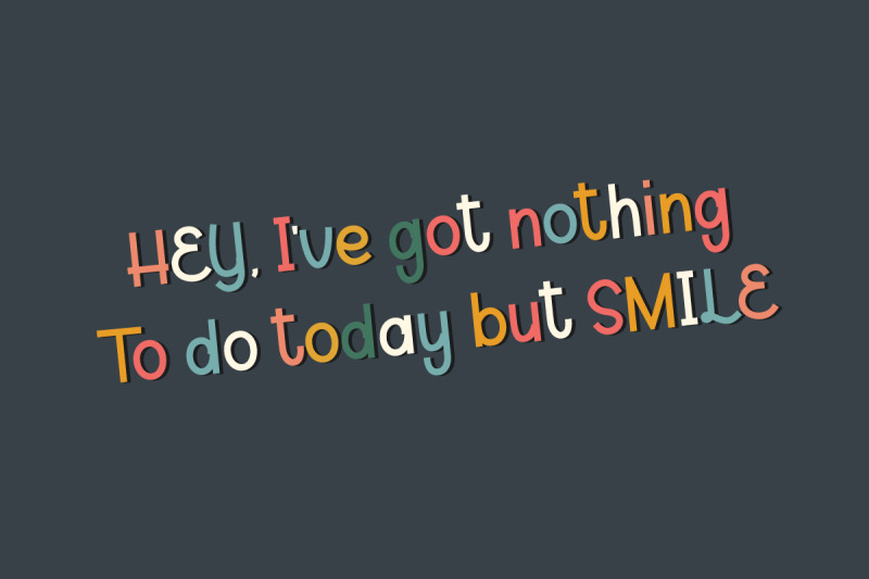 kinderboy-quirky-font