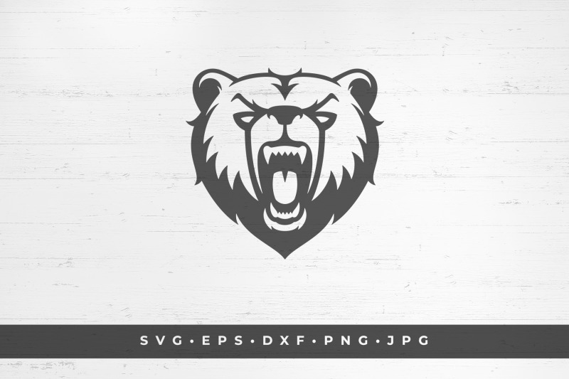growling-bear-icon-isolated-on-white-background-vector-illustration-s