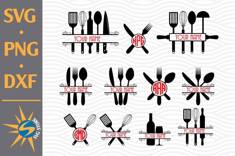 kitchen-monogram-svg-png-dxf-digital-files-include