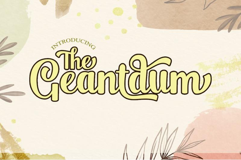 the-geantdum