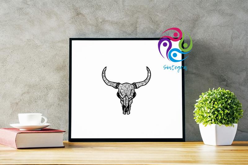 zentangle-cow-skull-svg-file