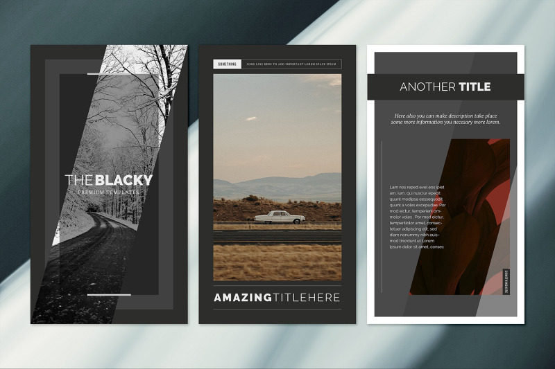 the-blacky-social-media-templates