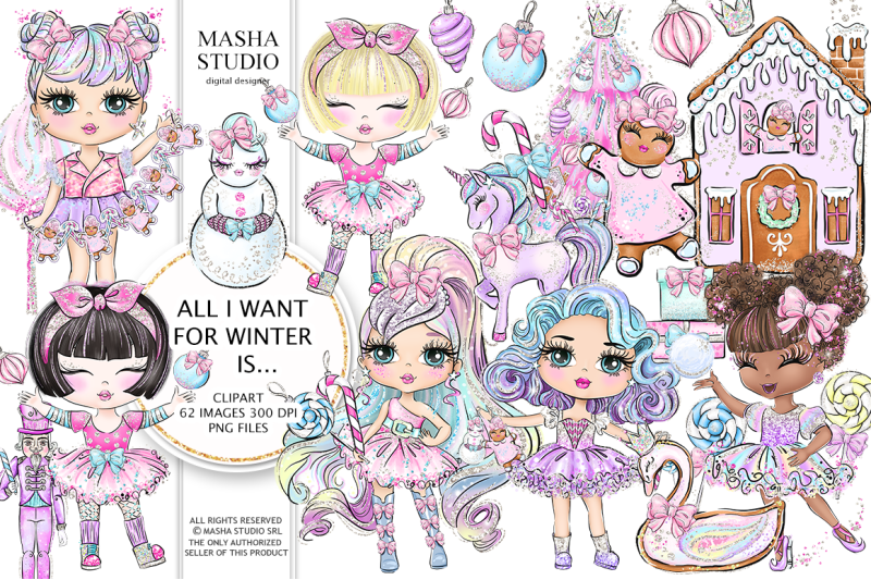 all-i-want-for-winter-clipart