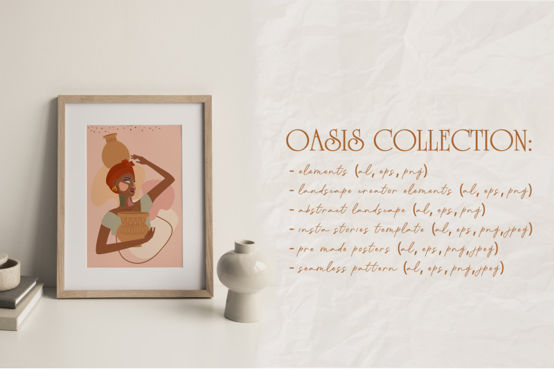 oasis-collection