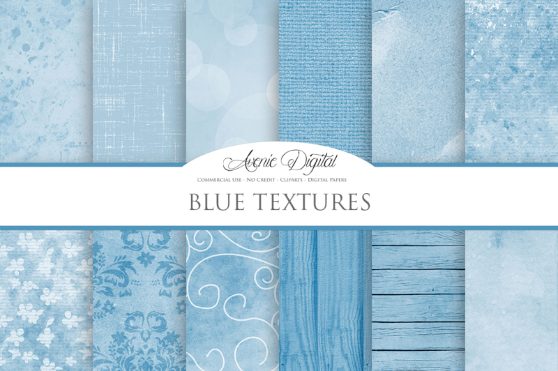 blue-textures
