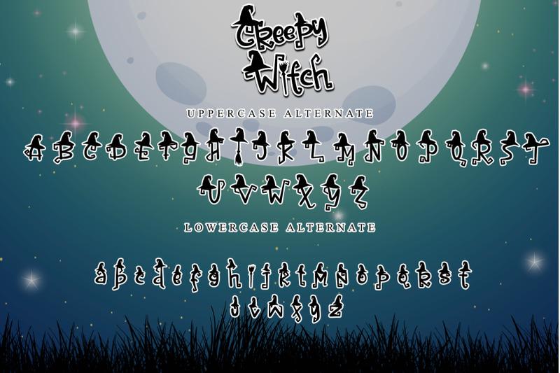 creepy-witch