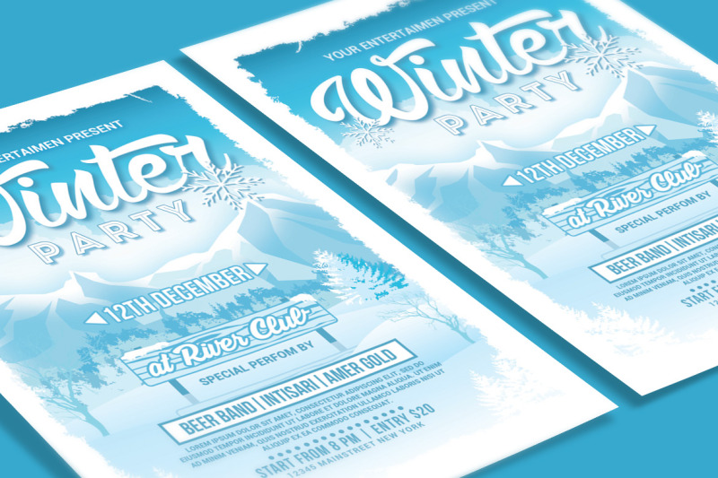 winter-holiday-party-flyer