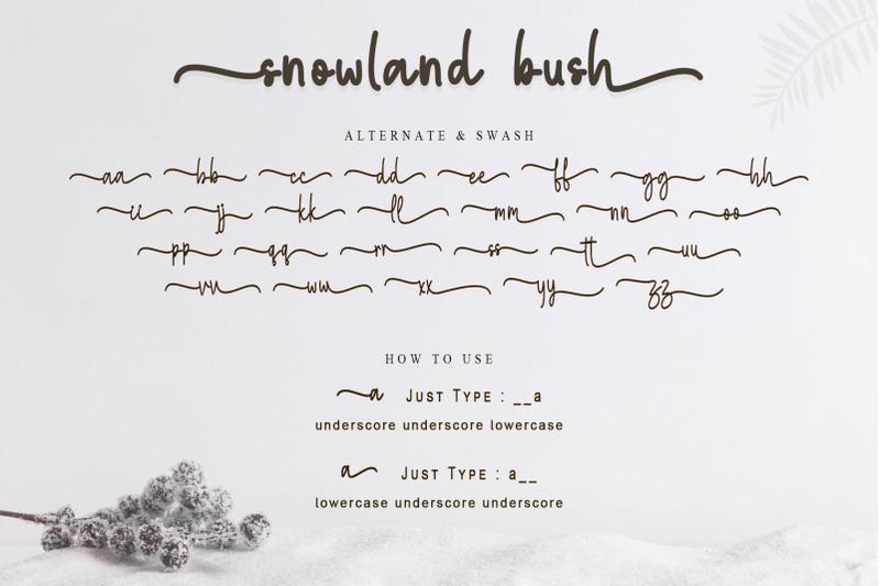 snowball-bush