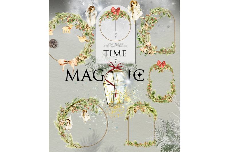 time-of-magic-watercolor-illustration
